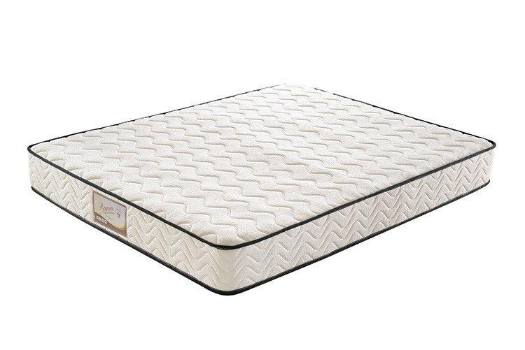 New pocket sprung double mattress with memory foam top rolled Supply-2
