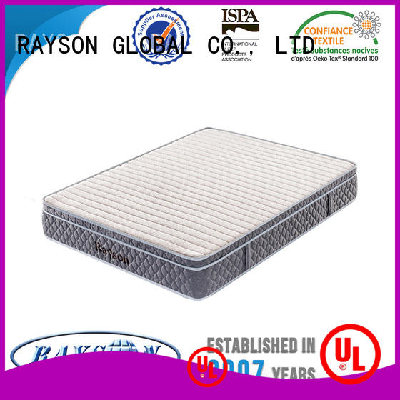 Rayson Mattress memory 3000 pocket sprung double mattress Suppliers