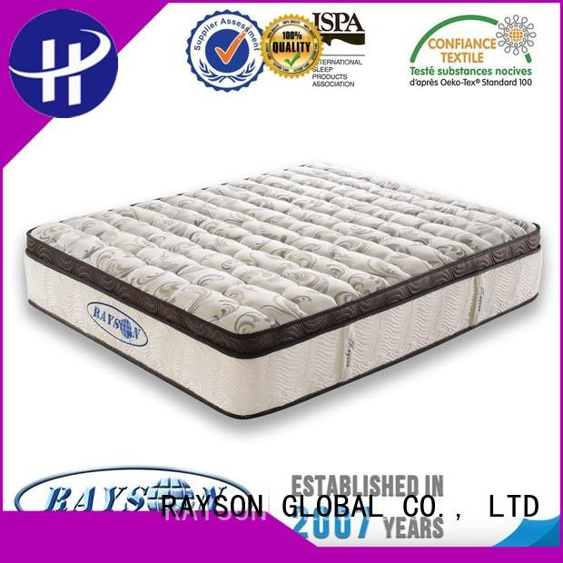 Rayson Mattress size marriott hotel bedding Suppliers