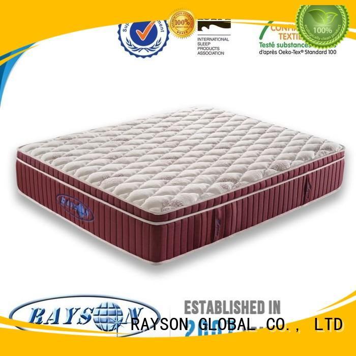 Rayson Mattress medium is spring mattress good for back manufacturers