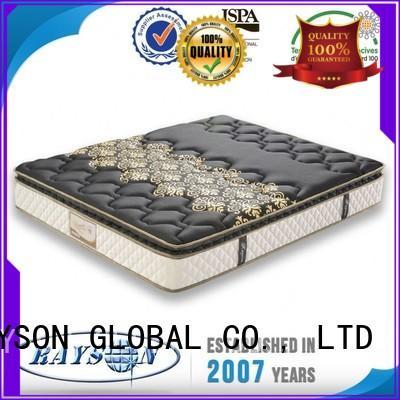 Rayson Mattress Brand chip cooling tufted bonnell spring mattress advantage factory