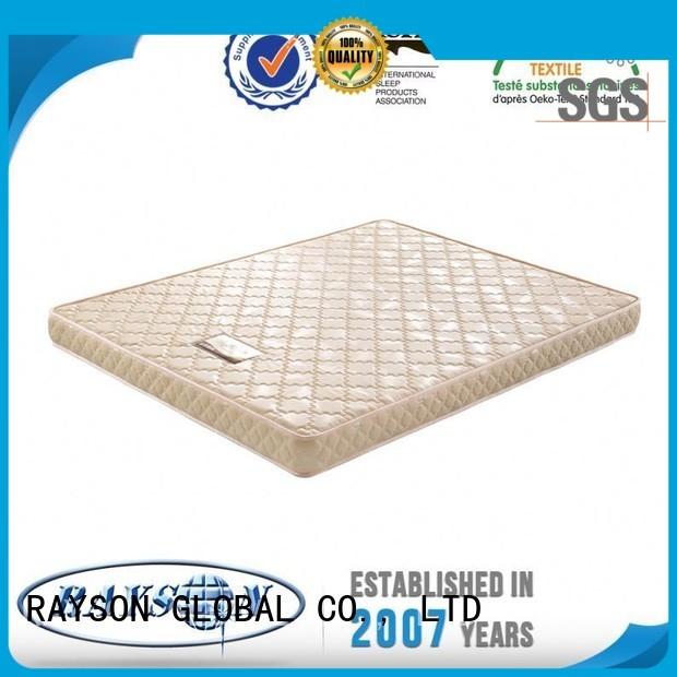 assured vacuum Rayson Mattress Brand flex foam mattress
