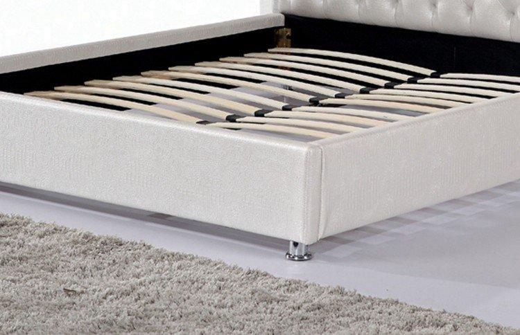 Rayson Mattress New full bed frame Supply-3