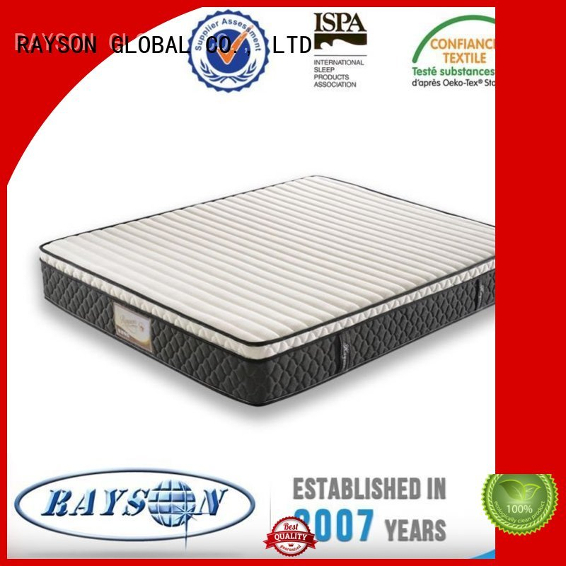 new pocket sprung mattress choice slim twin Rayson Mattress Brand top 10 pocket sprung mattress
