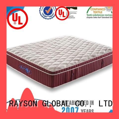Rayson Mattress top hotel standard bedding Suppliers