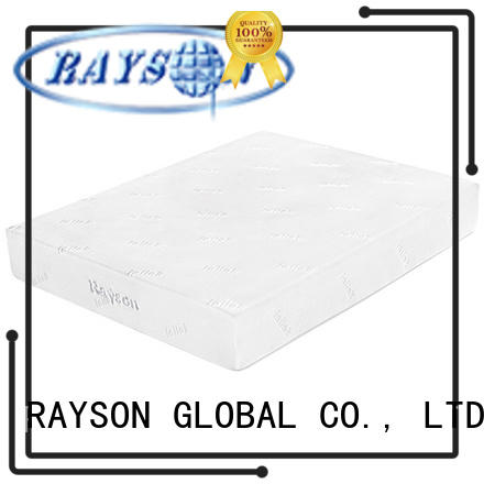 Rayson Mattress High-quality spa sensations memory foam mattress Suppliers
