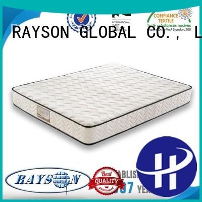 Rayson Mattress Brand rsblf brands polyester custom new pocket sprung mattress