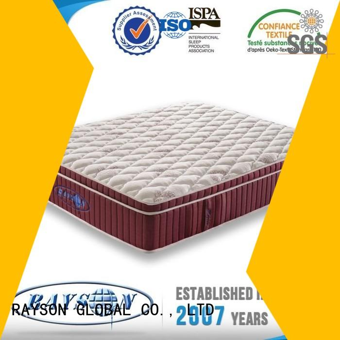 apnea platform product pocket sprung and foam mattress Rayson Mattress