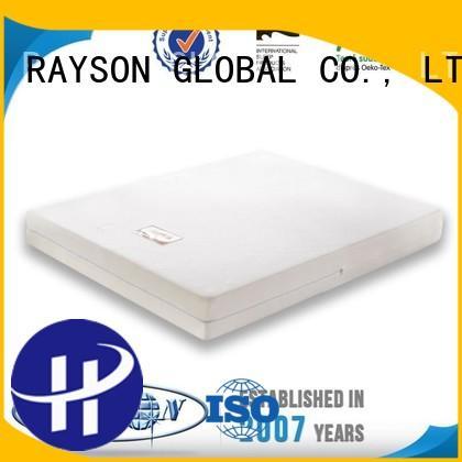 Rayson Mattress Brand hot selling spondylosis decubitus best quality memory foam mattress