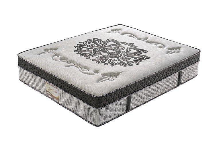 New double spring mattress encased manufacturers-2