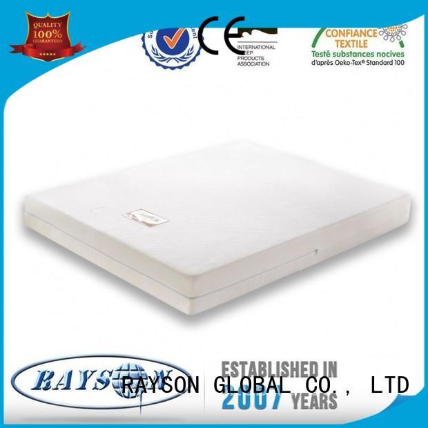 Rayson Mattress Brand assurance stead outdoor memory foam mattress and bed