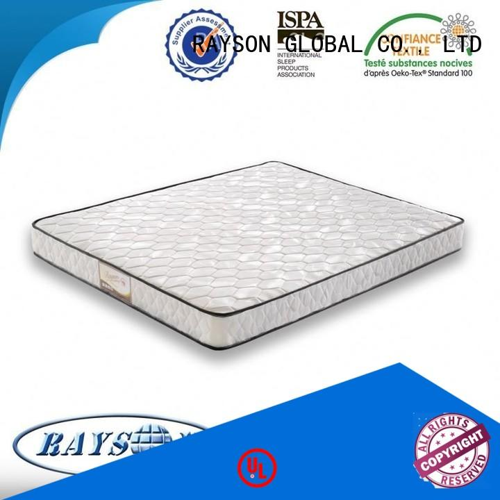 Wholesale Rolled bonnell spring mattress customized Suppliers