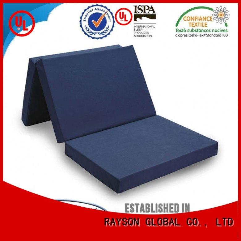 Rayson Mattress memory urethane foam mattress Supply