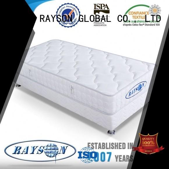 time fireproof massage continuous spring mattress princess Rayson Mattress