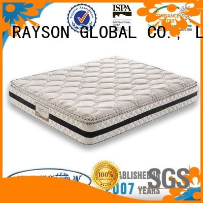 high quality memory foam pocket spring supplier for house Rayson Mattress
