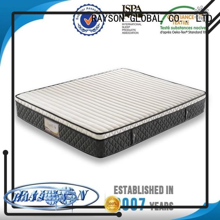 Rayson Mattress Brand mattresses top 10 pocket sprung mattress inserts factory