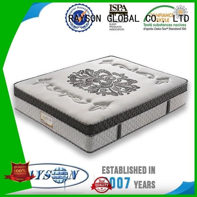 king size pocket mattress traditonal Rayson Mattress Brand pocket sprung and foam mattress