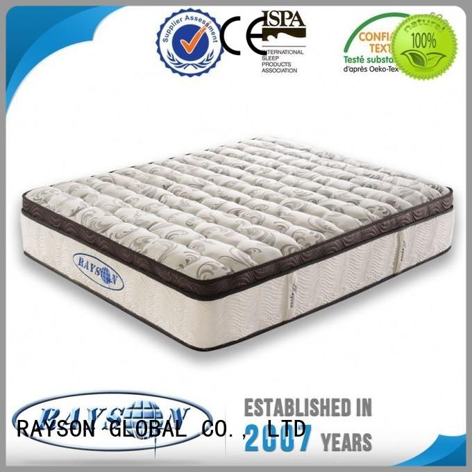 Rayson Mattress Brand brand therapeutic king size pocket mattress continuous supplier