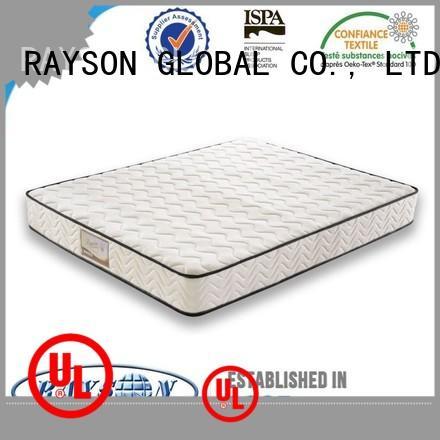 Top 1500 pocket sprung memory foam mattress rolled Supply