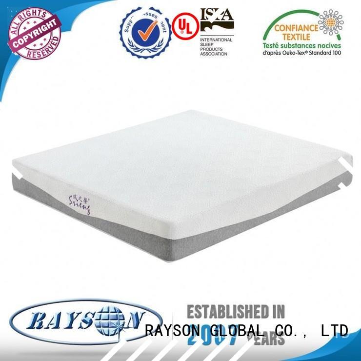Rayson Mattress gel mattress without memory foam Suppliers