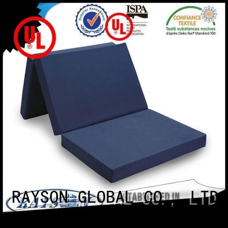 Rayson Mattress Brand five hostel flex foam mattress single factory