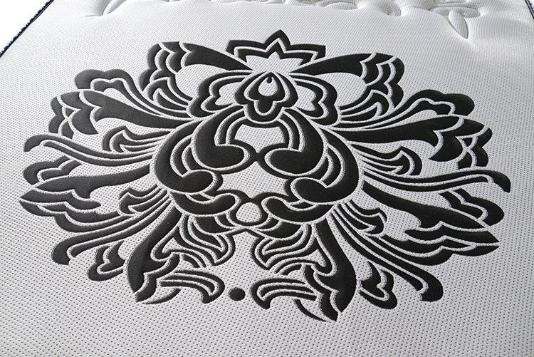 New double spring mattress encased manufacturers-3