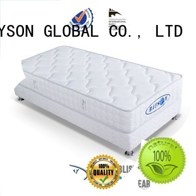 Rayson Mattress Brand coco mattres continuous spring mattress manufacture