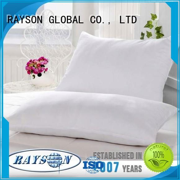 Rayson Mattress Latest memory foam feather pillow Suppliers