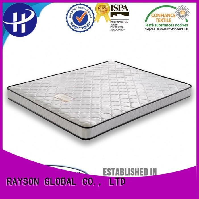 bonnell spring coil 3d outdoor Rayson Mattress Brand