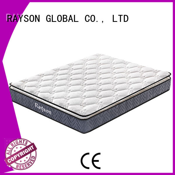 Custom Rolled bonnell spring mattress customized manufacturers