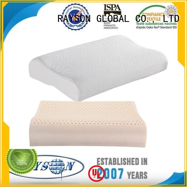 seller Custom reasonable best latex pillow 2018 nigh Rayson Mattress