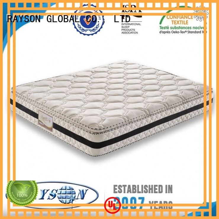 Rayson Mattress queen spring mattress brands Suppliers