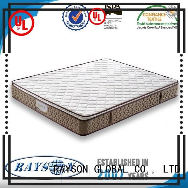 Rayson Mattress high quality who makes marriott mattress manufacturers