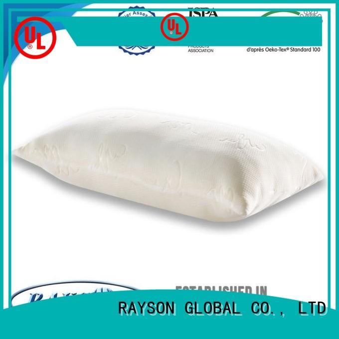 Rayson Mattress High-quality best memory foam pillow 2016 Supply