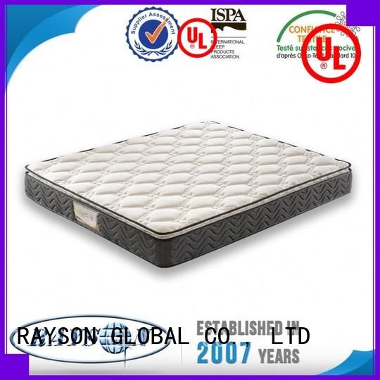 Rayson Mattress Custom Rolled bonnell spring mattress Suppliers