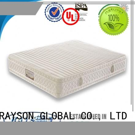 Rayson Mattress Brand customer hard pocket springs for sale store supplier