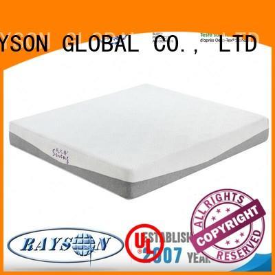 Rayson Mattress rolled latex foam Suppliers
