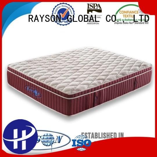 Rayson Mattress top marriott hotel bedding Supply