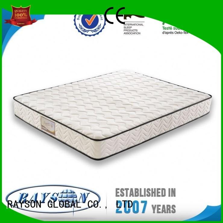 new pocket sprung mattress super competitive household Rayson Mattress Brand company
