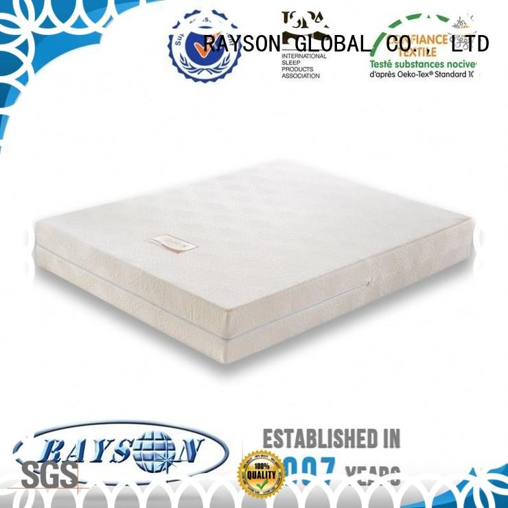 best quality memory foam mattress agent valley Bulk Buy vacuum Rayson Mattress