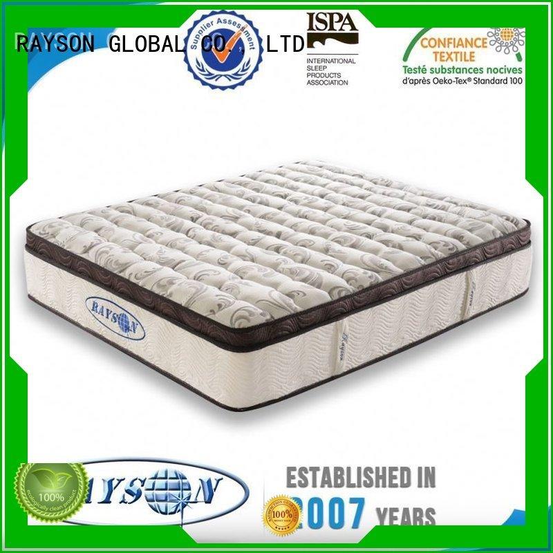 Rayson Mattress visco pocket sprung mattresses online series for house