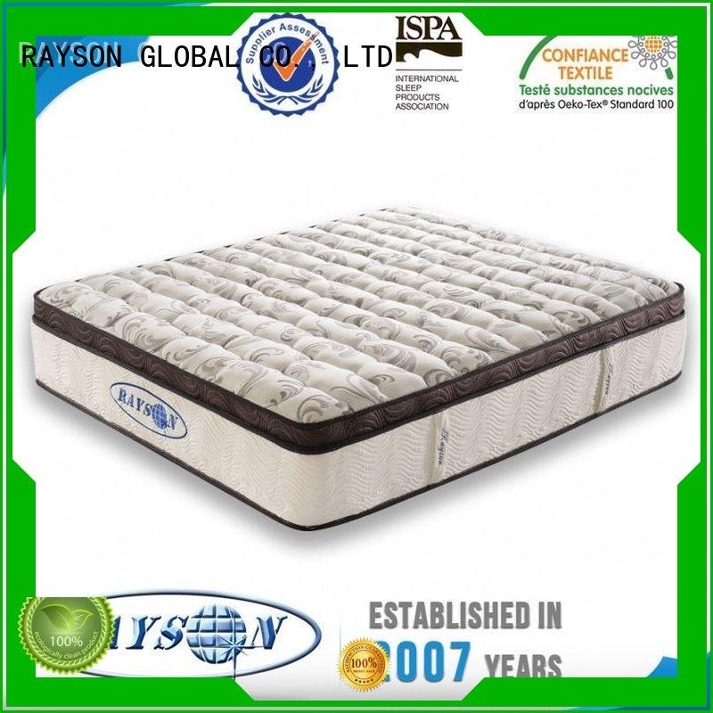 Rayson Mattress visco pocket sprung mattresses online series for house