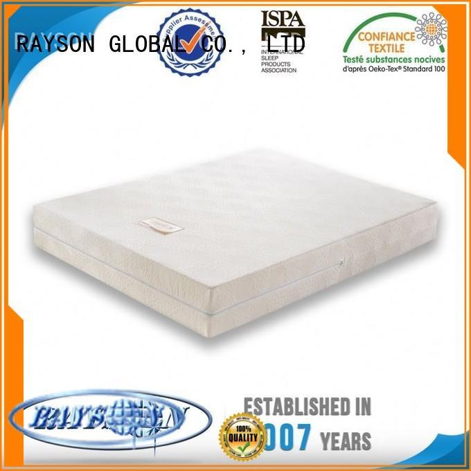 Rayson Mattress Top memory foam futon mattress Supply