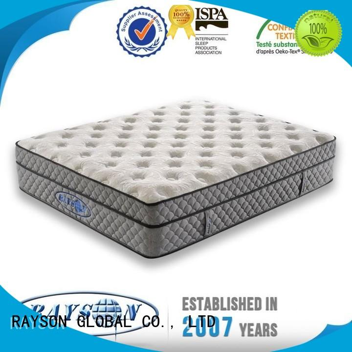 hot-selling bonnell spring orthopaedic mattress series for hotel