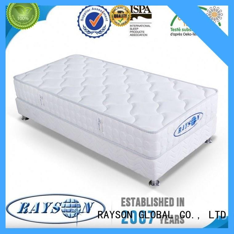 Custom continuous coil mattress european Supply