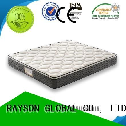 luxury bonnell spring mattress removable Rayson Mattress Brand bonnell spring mattress benefits