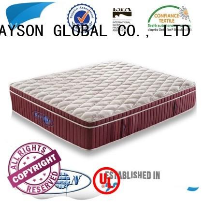 Rayson Mattress plush hotel grade mattress Suppliers