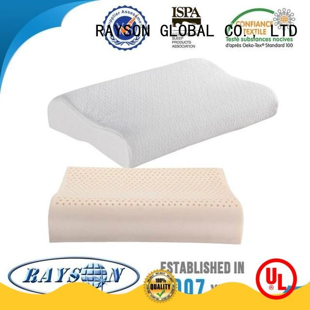 Top lux living talalay latex pillow customized Supply
