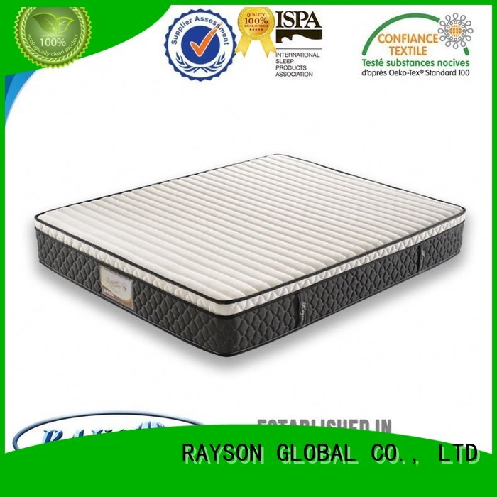 coiling Custom special top 10 pocket sprung mattress pump Rayson Mattress