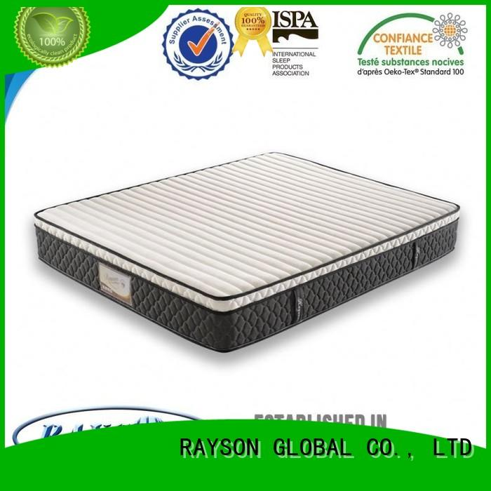 coiling Custom special top 10 pocket sprung mattress pump Rayson Mattress